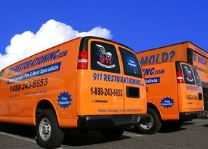 911 Restoration Fort Worth   Vans