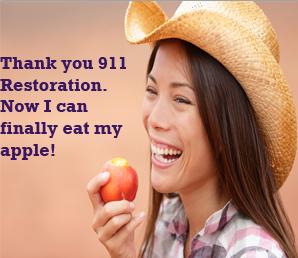 911 Restoration Fort Worth