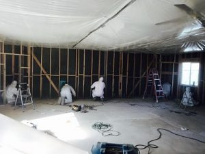 Mold-Removal-Team-On-Site